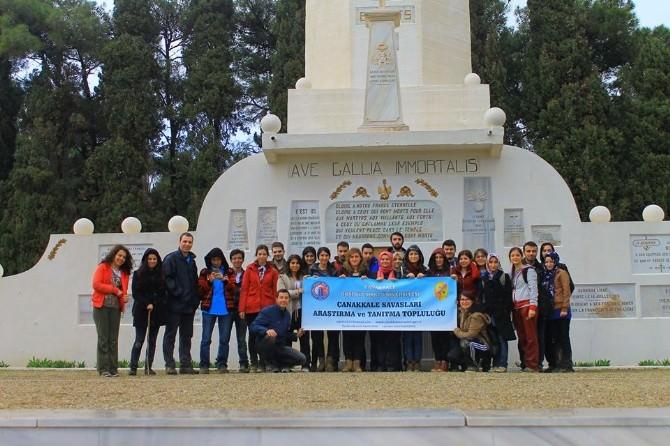 Çömü Öğrencilerinden Kerevizdere'ye Ziyaret