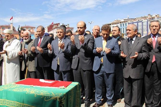 Savcı Kiraz İçin Rize'de Gıyabi Cenaze Namazı