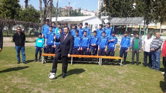DSİ U-15 Futbol Takımı Adını Finallere Yazdırdı