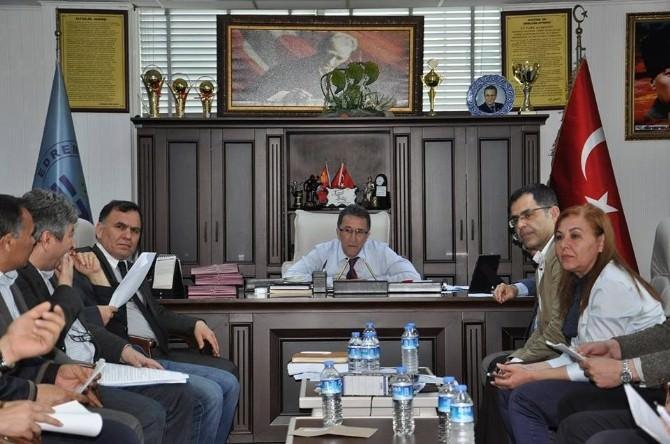Başkan Saka, Meclis Grup Toplantısı Sosyal Medyada Fotoğraflar İle Yayınlandı