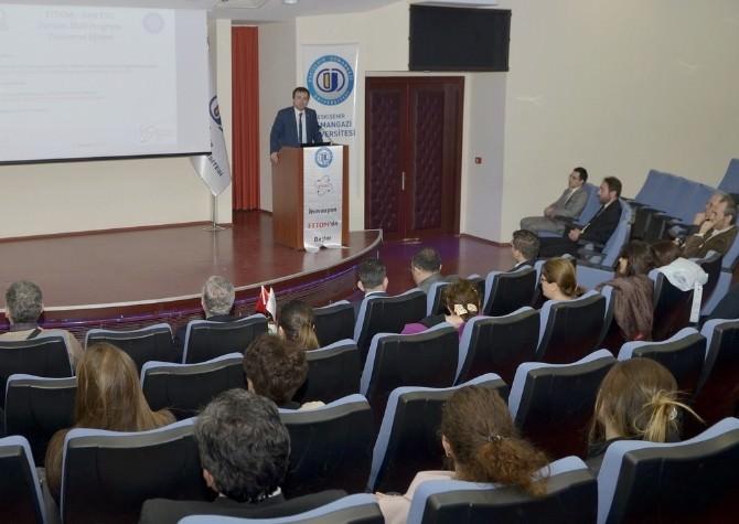 Ettom Ve Gazi Tto İşbirliğiyle AB Projeleri Eğitimi Düzenlendi