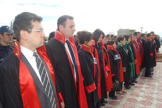 Şehit Savcı İçin Nizip'te Tören Düzenlendi