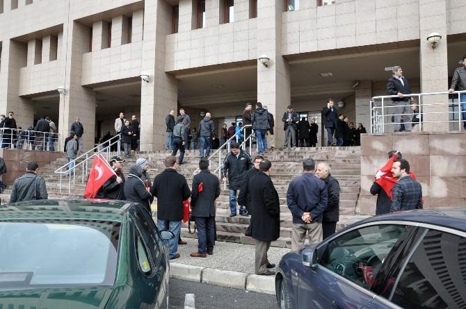 İzmir Adliyesinde Üst Düzey Önlem