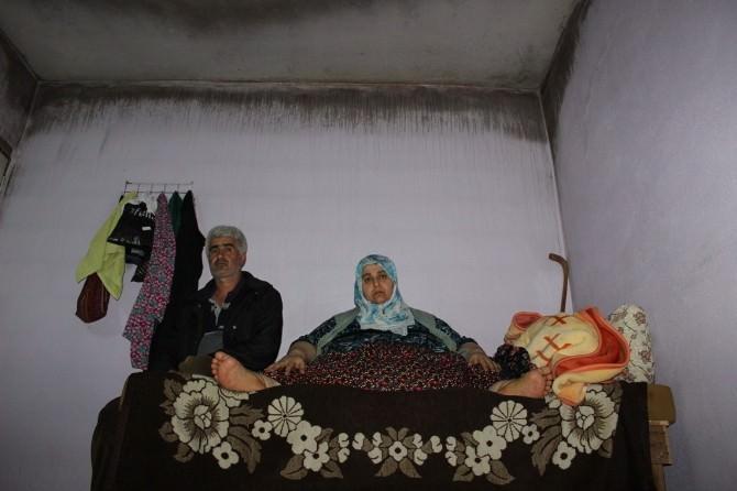 Pakize Yemşen Aşırı Kiloları Yüzünden Evinde Hapis Hayatı Yaşıyor