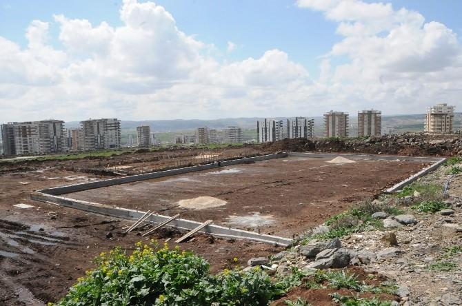 Karaköprü Yeni Bir Spor Tesisine Daha Kavuşuyor