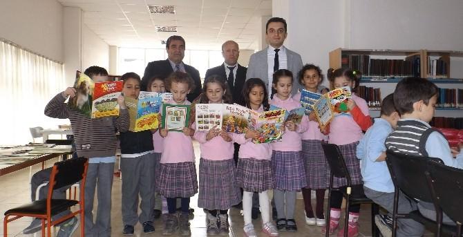 Kargı'da Kütüphane Haftası Etkinlikleri