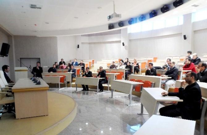 Üniversite De Sodes Bilgilendirme Toplantısı
