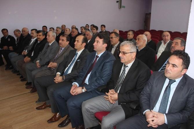 Beyşehir'de Toplum Destekli Güvenlik Masaya Yatırıldı