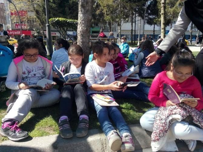 Kütüphaneler Haftası Sakarya'da Kutlandı