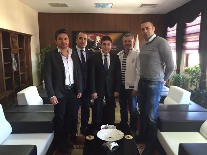 MASİAD Yönetiminden Başsavcı Dalak'a Ziyaret