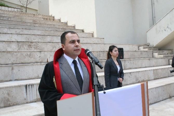 Marmaris'te Şehit Savcı İçin Anma Töreni