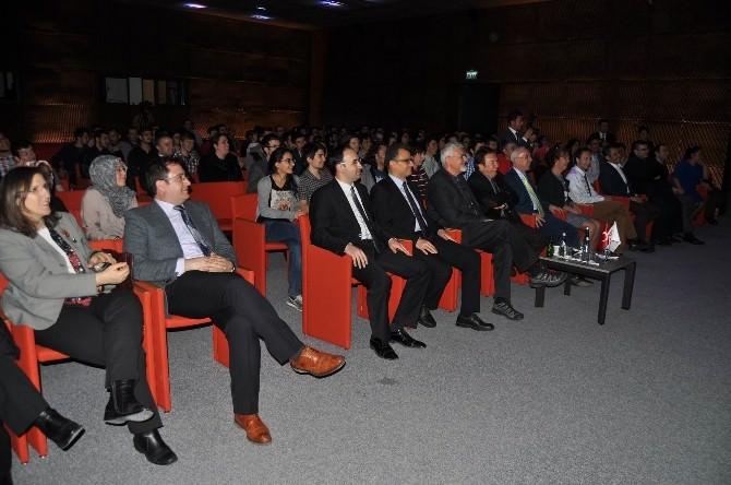 AGÜ Talks Söyleşisinin Konuğu Prof. Dr. Erhan Erkut Oldu