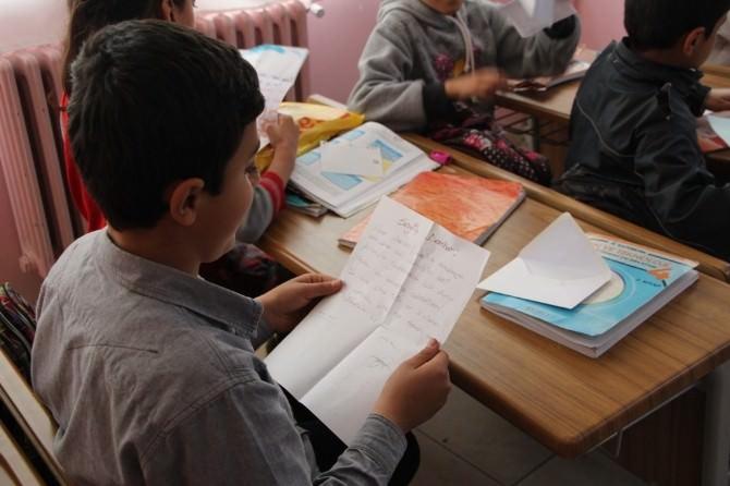 Muğla'dan Silopi'ye Mektup Kardeşliği