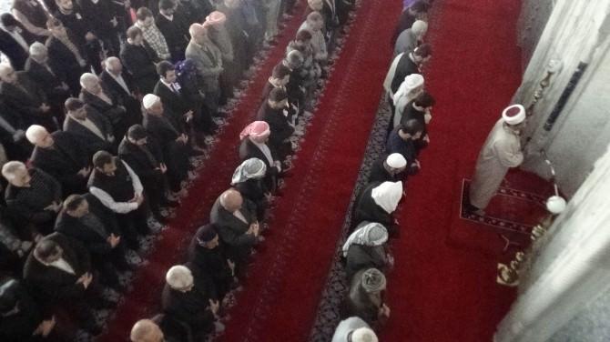 Şehit Savcı Mehmet Selim Kiraz İçin Gıyabi Cenaze Namazı