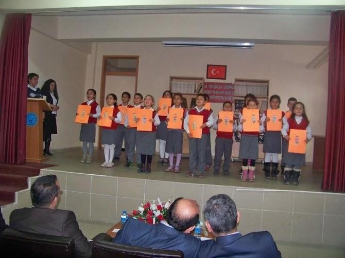 Sungurlu'da Kütüphaneler Haftası Etkinlikleri