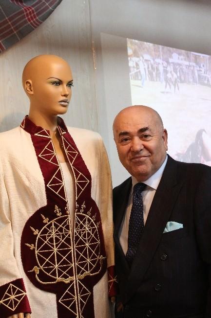 Ünlü Modacı Ahmet Özceyhan;