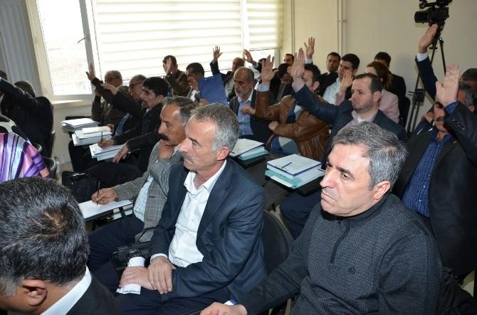 Yeşilyurt Belediyesi Nisan Ayı Meclis Toplantısı
