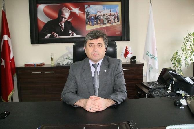 Yozgat Halk Sağlığı Müdürü Dr. Karaarslan: