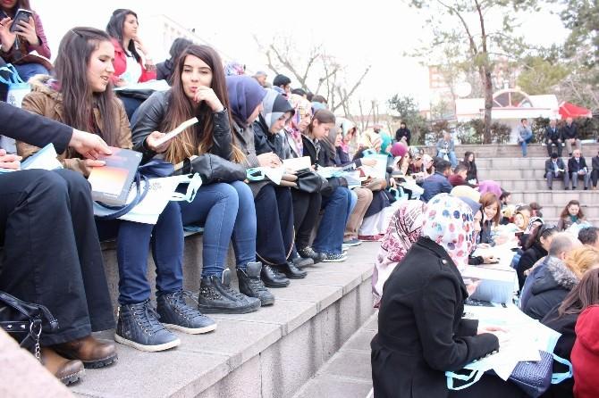 Yozgat'ta Kitap Okuma Etkinliği