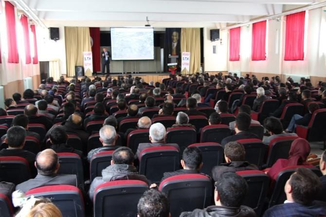 Aksaray'da Okul Müdürlerine Yönelik Eğitim Semineri
