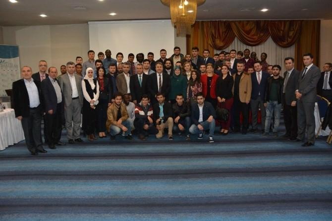 Başkan Çerçi CBÜ'lü Akademisyen Ve Öğrencilerle 'Fikir Meclisi'nde Buluştu