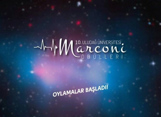 Uludağ Üniversitesi 10.marconi Medya Ödülleri Anketi Başladı