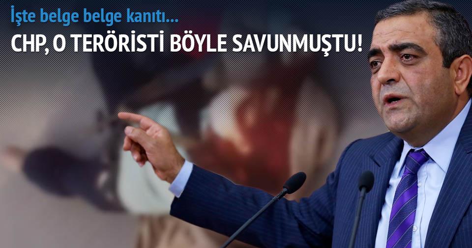 CHP, Elif Sultan Kalsen'i böyle savunmuştu