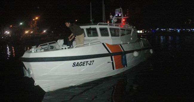 Sahil Güvenlik ekipleri kurtardı