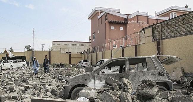 Afganistan'da intihar saldırısı: 16 ölü