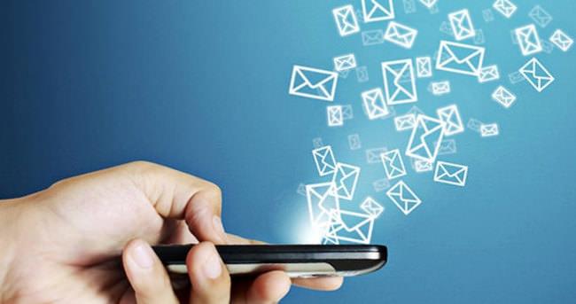 Vatandaşı bıktıran SMS'lere son!