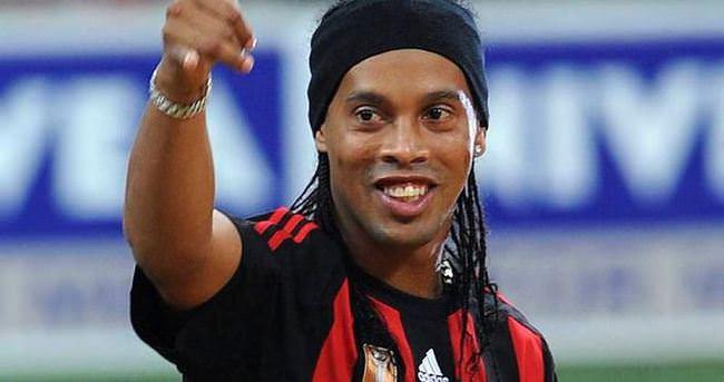 Ronaldinho'yu istemem
