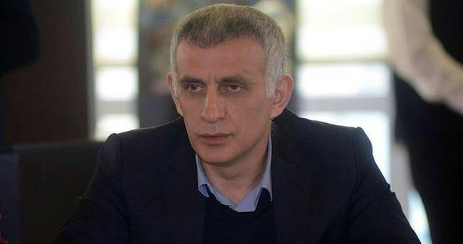 Hacıosmanoğlu: Başkanlıktan ayrılmak istedim