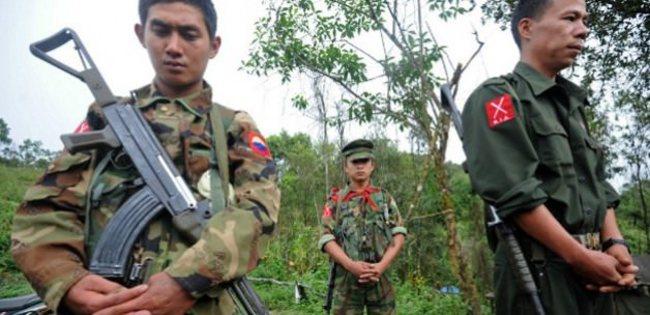 Myanmar Çin'den özür diledi