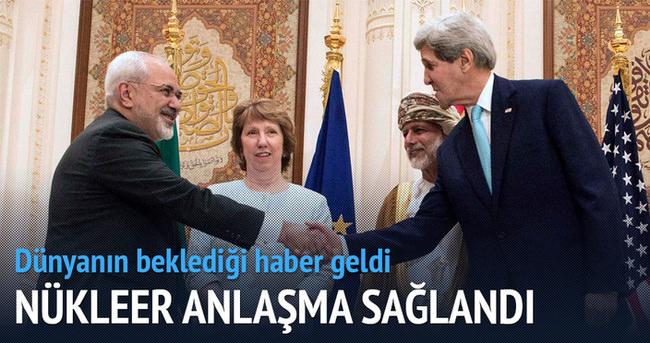 Nükleer görüşmelerde uzlaşma sağlandı
