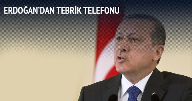 Cumhurbaşkanı Erdoğan'dan tebrik  ve kınama