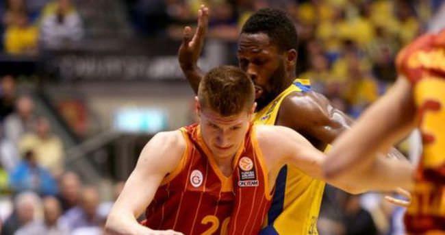 Maccabi Electra — Galatasaray Liv Hospital maçı sonucu