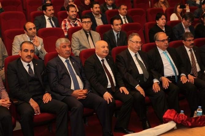 Adıyaman Üniversitesi Bilim, Kültür Ve Sanat Sempozyumu Başladı