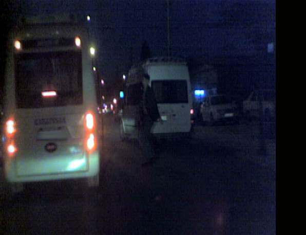Yolcu Minibüsleri Trafikte Kazaya Davetiye Çıkarıyor