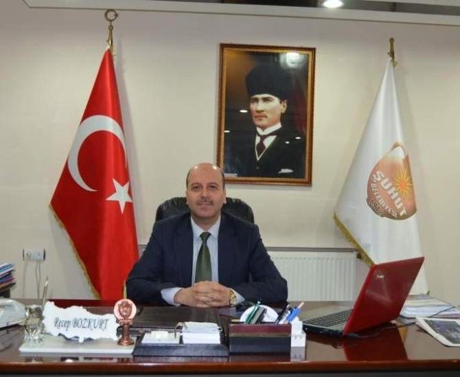 Başkan Bozkurt'tan Şuhut'a Toplu Konut Müjdesi