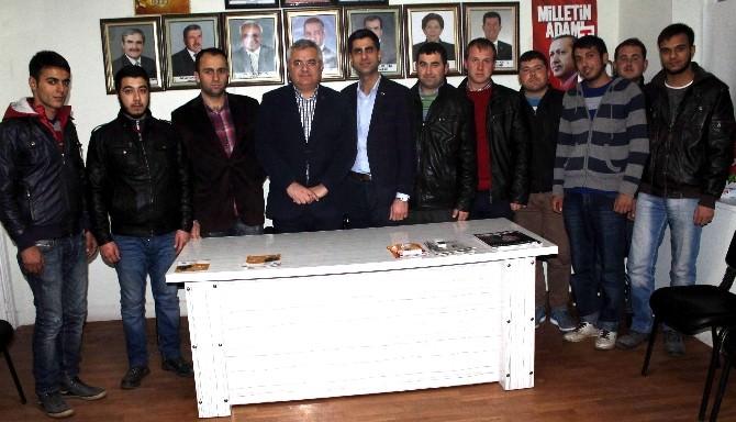 Altıntaş'tan Gençlere 'AK Parti'ye Oy Verin Çağrısı
