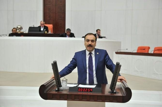 Mustafa Bilici TBMM'de Konuştu