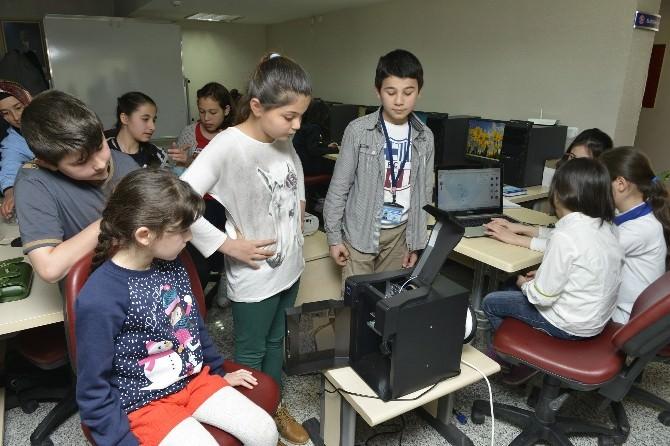 Çocuk Meclisi Üyeleri Gazi Üniversitesi'nde