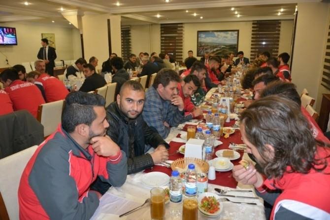Ardahan'da Amatör Spor Kulüpleri Federasyonu Kuruldu