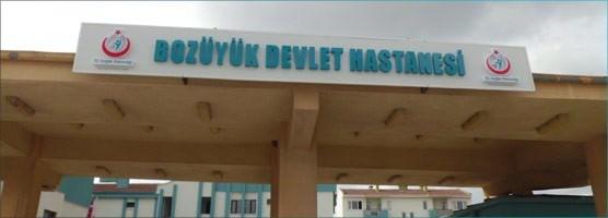 Bozüyük Devlet Hastanesi Elektrik Kesintilerinden Etkilenmedi