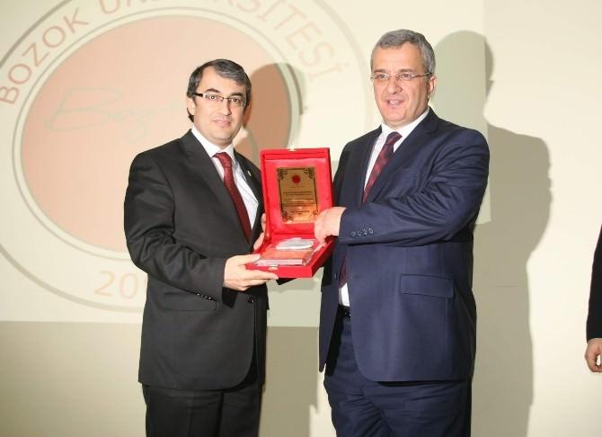 Bilim Sanayi Ve Teknoloji Bakan Yardımcısı Kavranoğlu, Yozgat'ta Konferans Verdi
