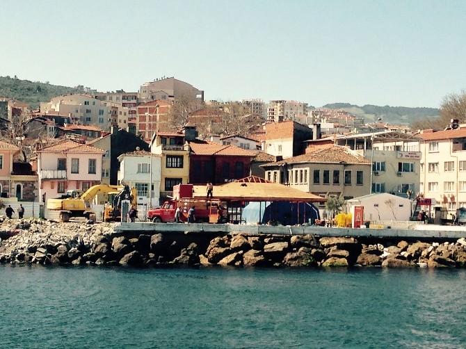 Mudanya Sahilinde Dönüşüm Başlıyor