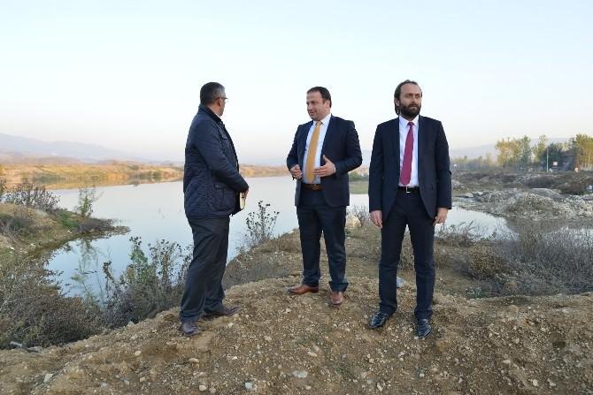 50 Hektarlık Park Vadi Artık Erbaa Belediyesi'nin