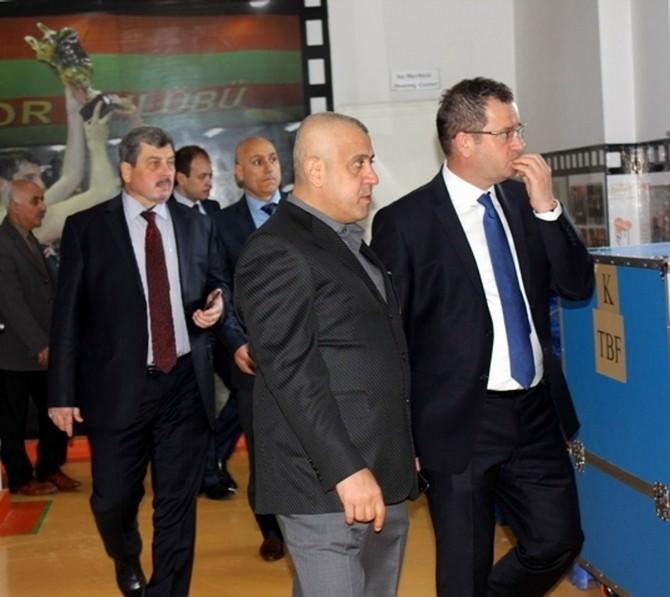 Bandırma'da Yeni Spor Salonu Yapılacak