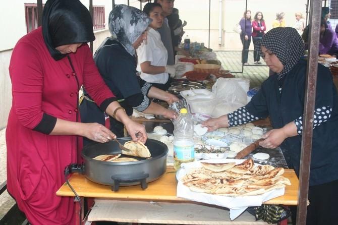 Reyhanlı'da Öğrenciler Yararına Kermes