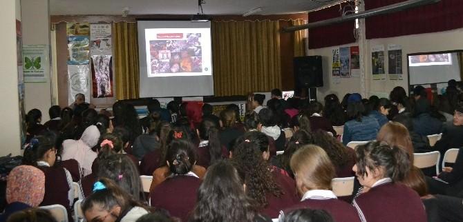 Öğrencilere Biyoçeşitlilik Ve Biyokorsanlık Semineri